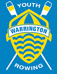 Warrington Youth Rowing Logo