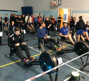 Indoor Competition - 2017
