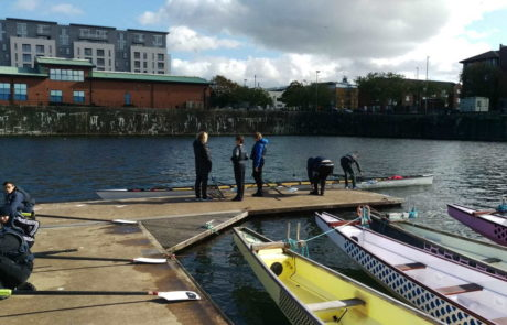 Mersey Youth Rowing - General View