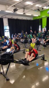 Mersey Youth Rowing Indoor Rowing Champs