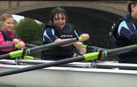 Warrington Youth Rowing - Rowing