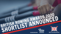 British Rowing nomination 2020